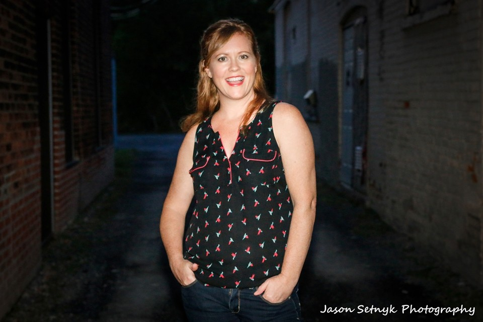 Jen Grant Comedian