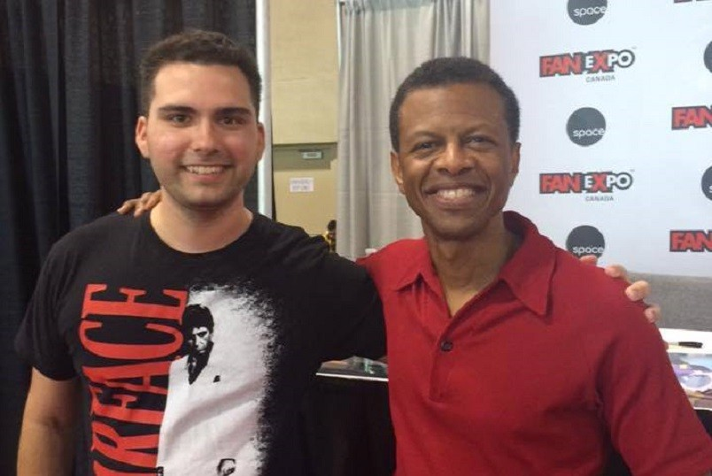 Phil LaMarr and Josh Welsh - horz