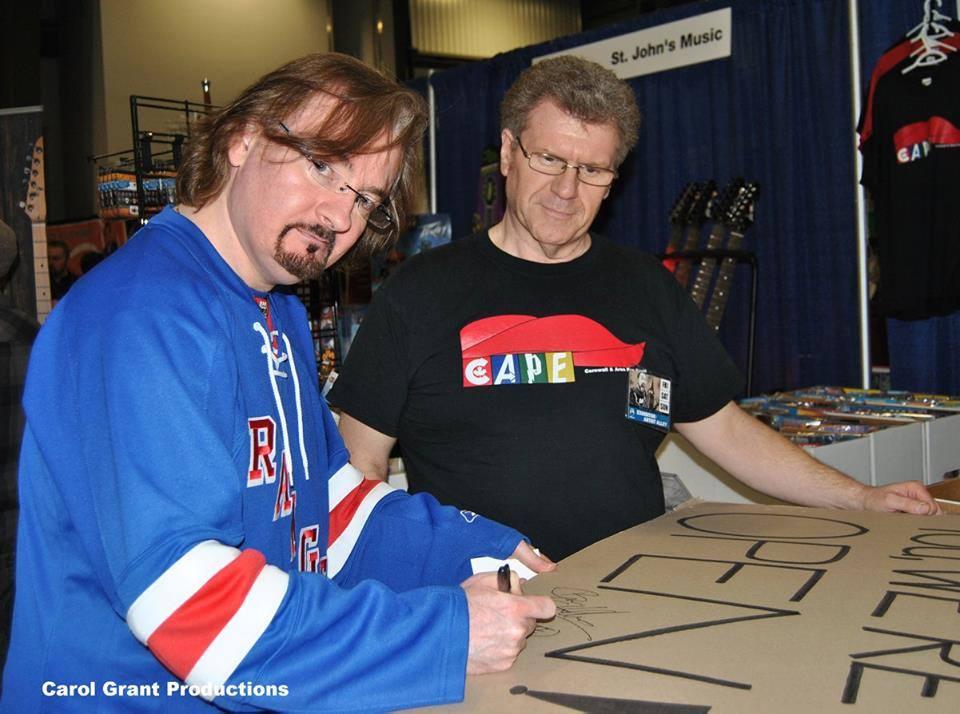 Randy and Brian O Halloran