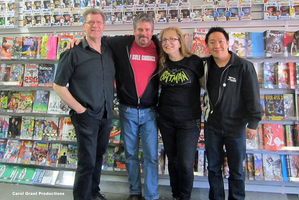 Randy and the Comic Book Men