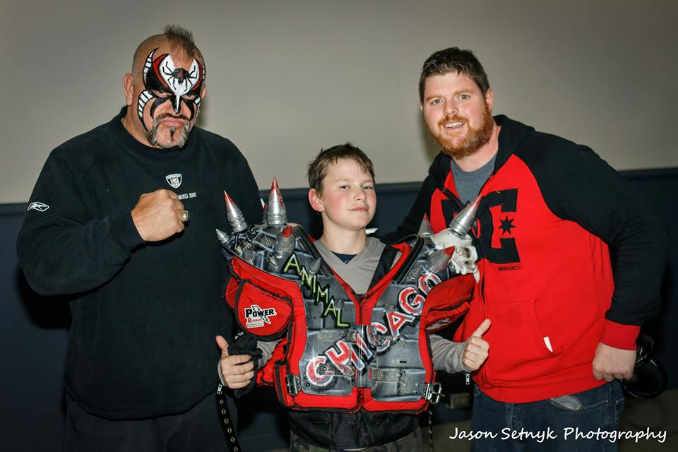 Road Warrior Animal Cornwall Ontario