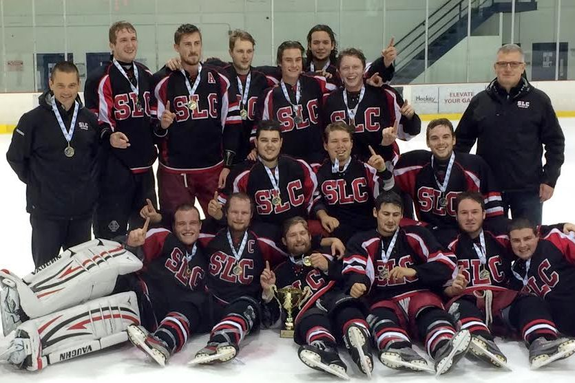 SLC Sharks Mens Hockey 2015