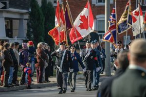 Remembrance Day 2014 in Cornwall 001