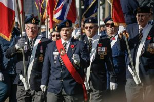 Remembrance Day 2014 in Cornwall 010