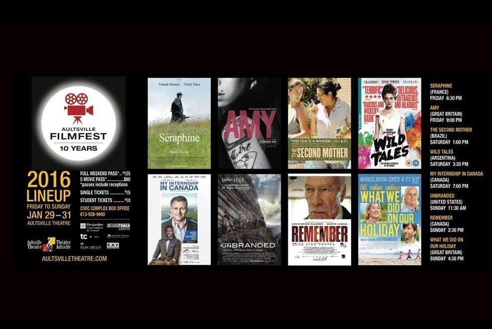 Aultsville Film Festival