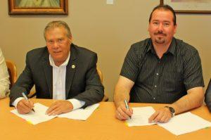 Port Signing Cornwall Ontario
