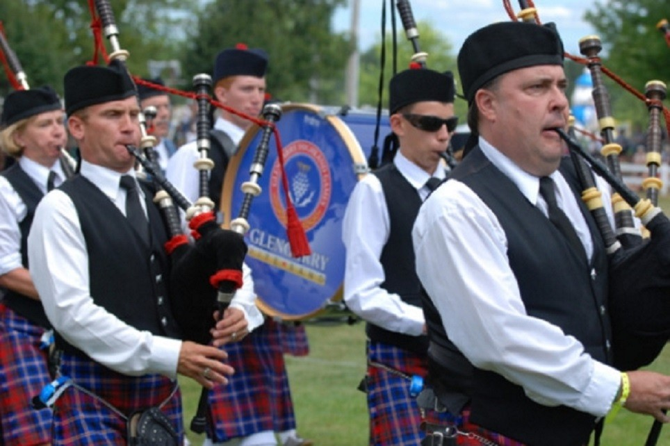 Glengarry Highland Games Maxville Ontario