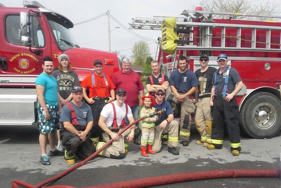 Ingleside Firefighter Challenge 001