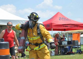 Ingleside Firefighter Challenge