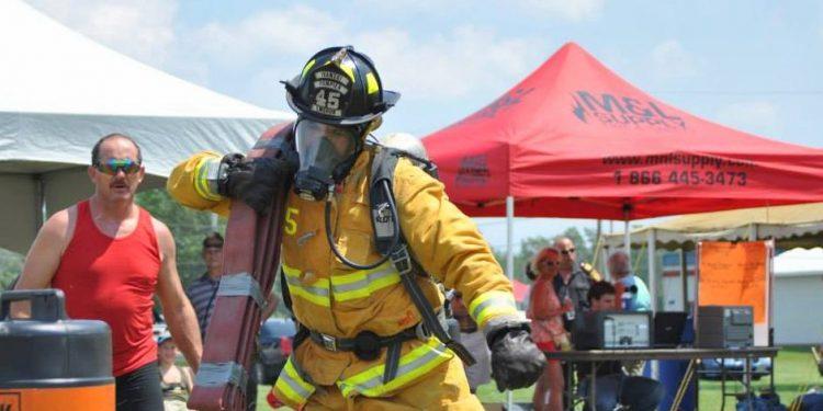 Ingleside Firefighter Challenge