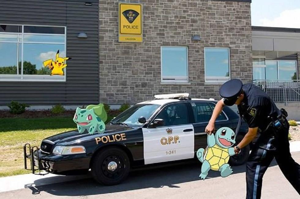 Pokemon Go OPP