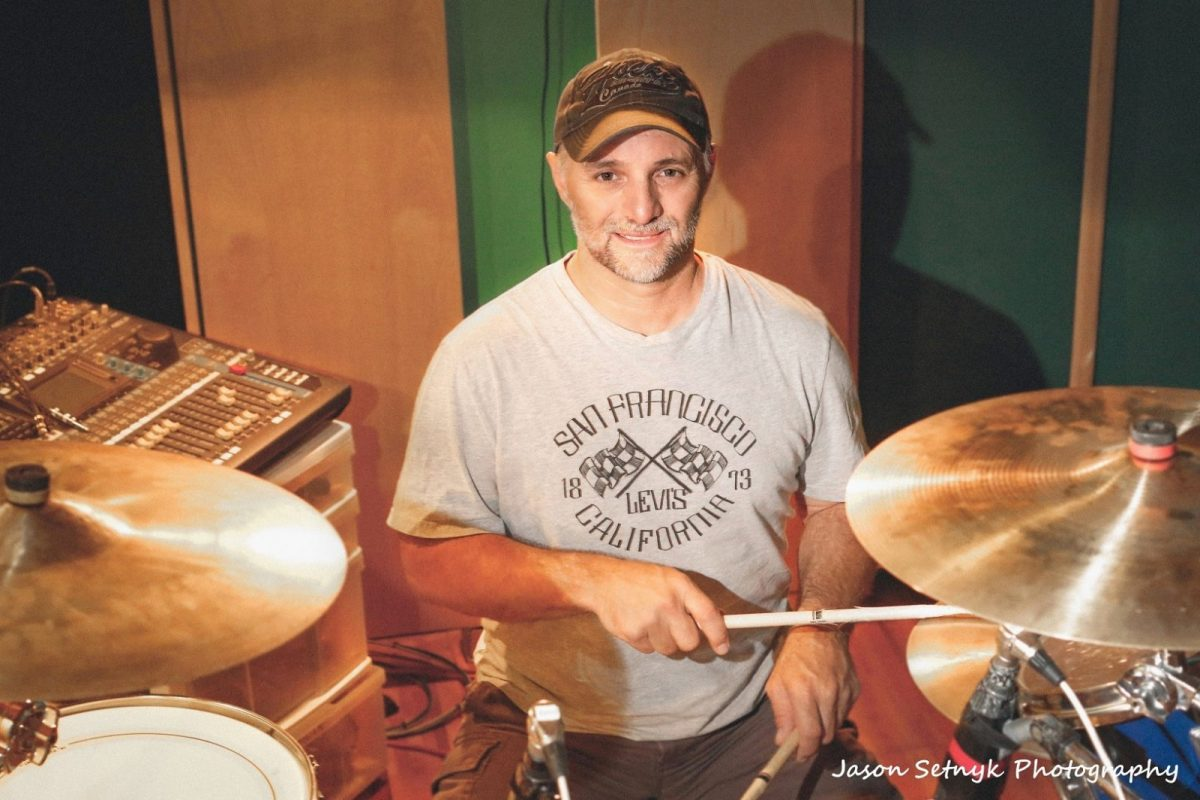 April Wine Drummer Roy Nichol 001