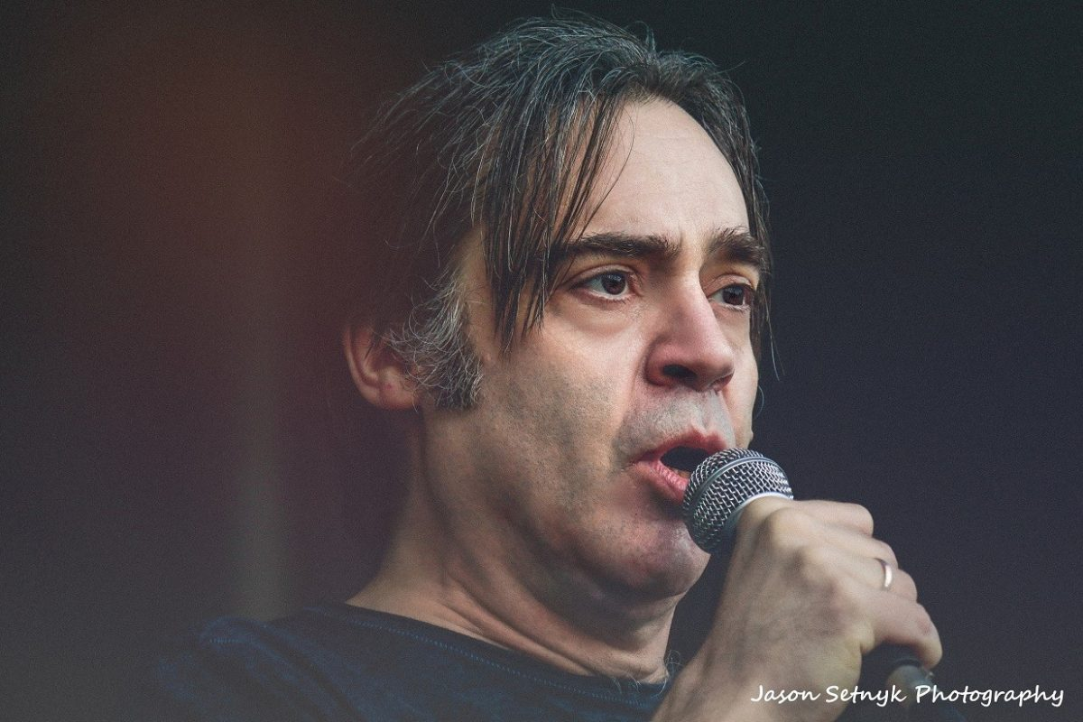 Brad Roberts Crash Test Dummies Cornwall Music Fest