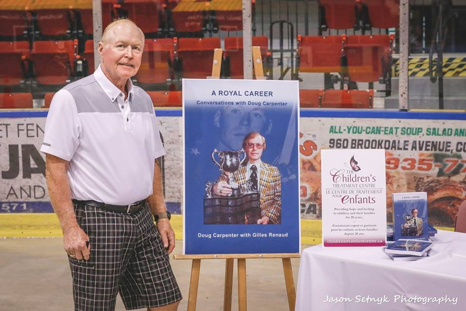 Doug Carpenter Cornwall Royals