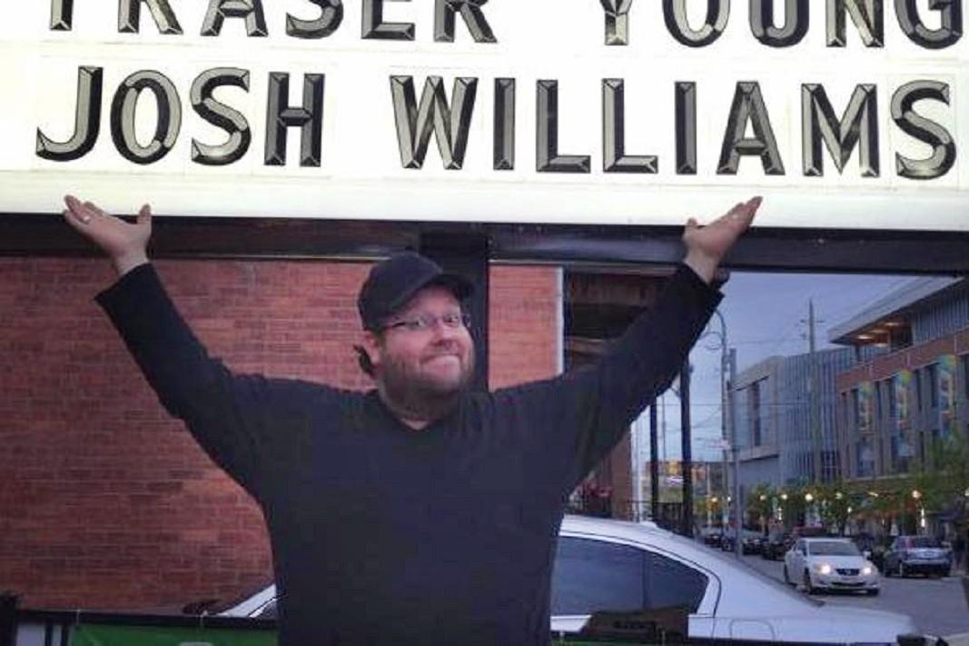 Josh Williams Comedian Trailer Park Boys 002