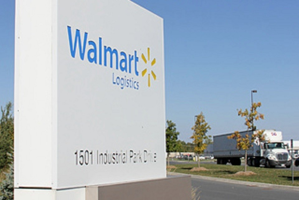 walmart logistics Cornwall ontario - walmart logistics officially opened its new distribution centre in cornwall this week the large modern facility measures 18 million sqft, and is referred to as the harmony building, bringing three distribution centres under one roof: high velocity distribution.