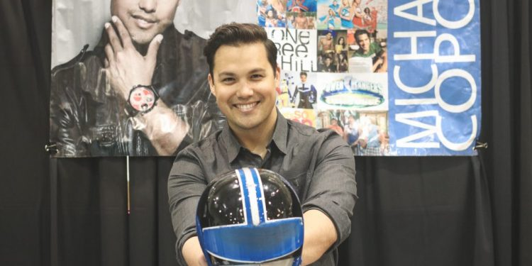 Michael Copon CAPE