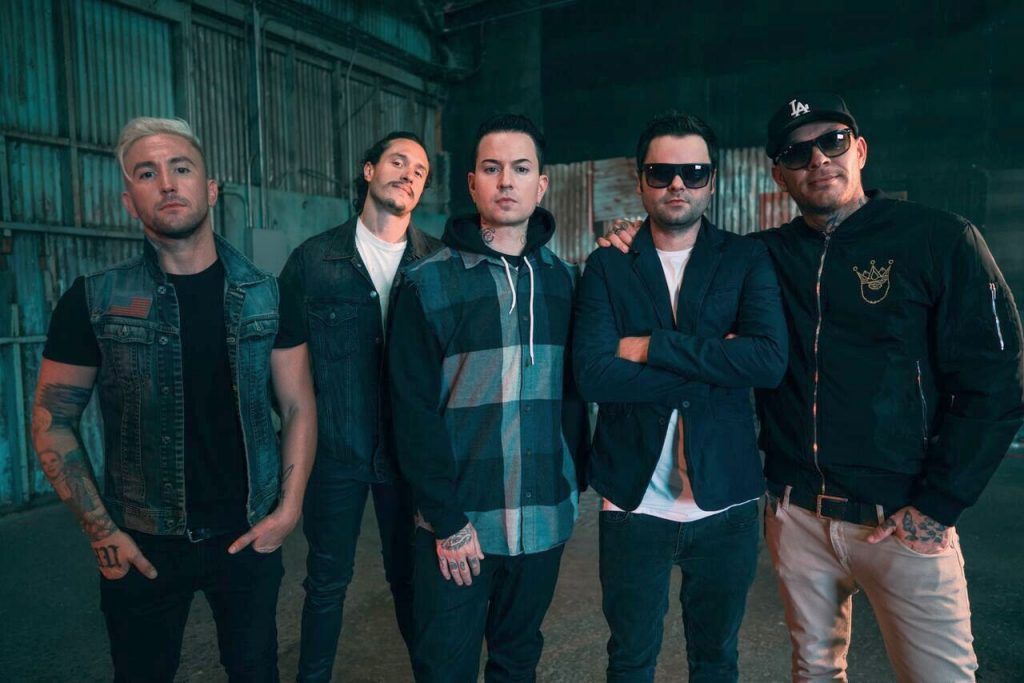 Interview With Hollywood Undead New Album And Canadian Tour