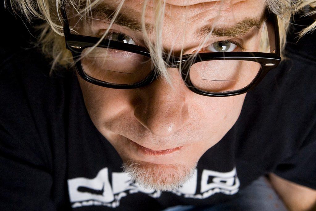 Martin Atkins Nine Inch Nails Ministry PiL