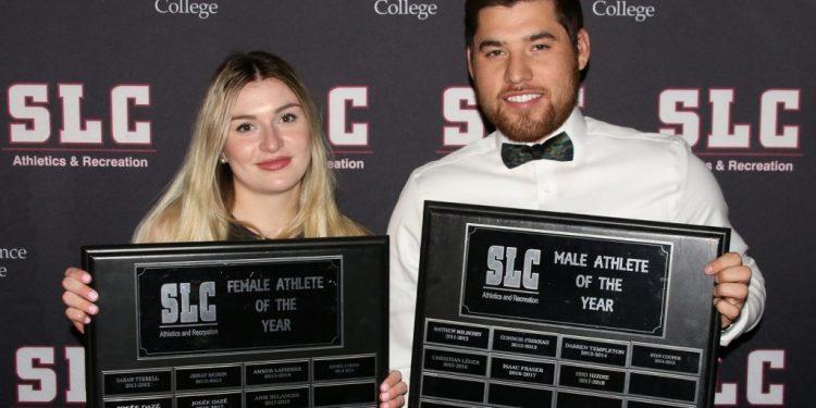 2018 SLC Sharks Varsity Athletics Award Winners