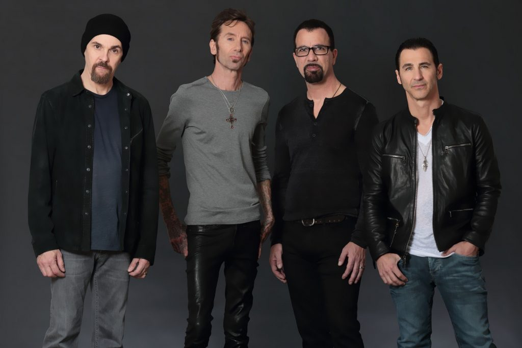 Interview with Godsmack drummer Shannon Larkin