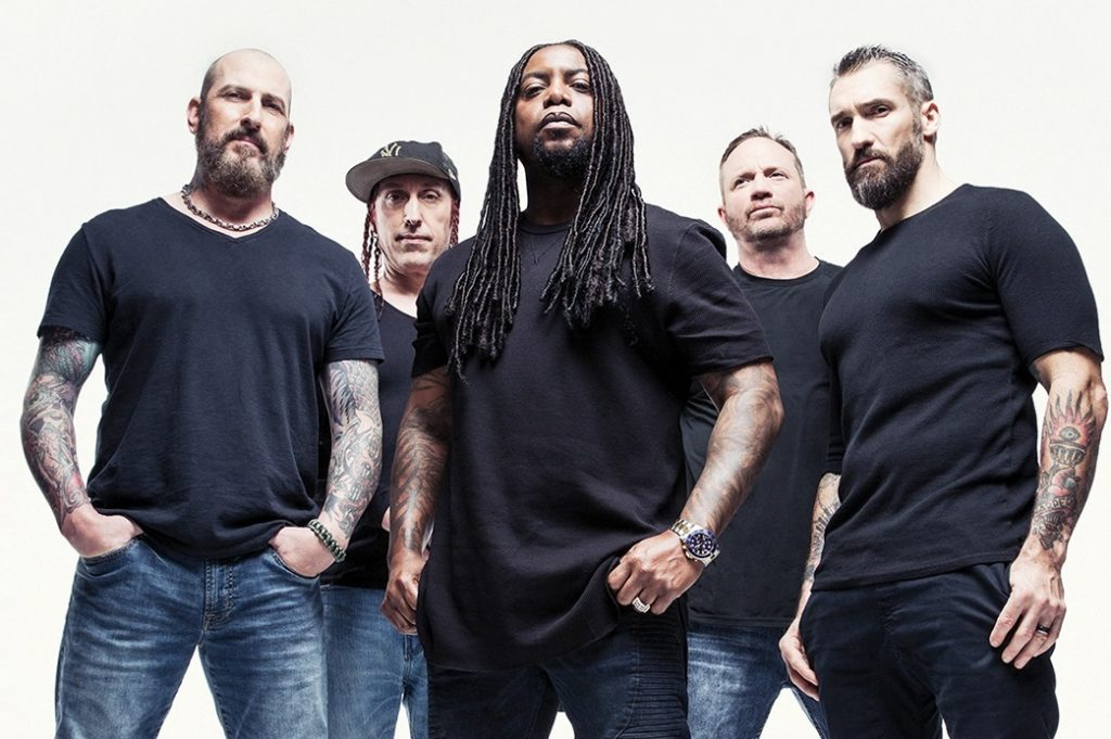 Sevendust Interview
