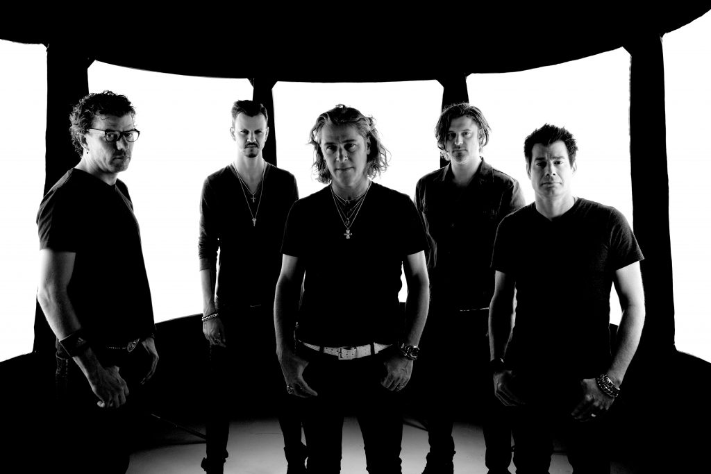 Interview with Collective Soul bassist Will Turpin