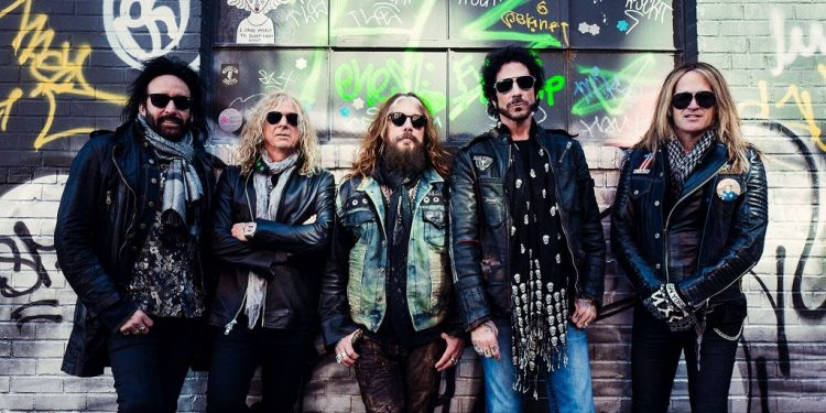 Interview with The Dead Daisies and ex- Mötley Crüe vocalist John Corabi