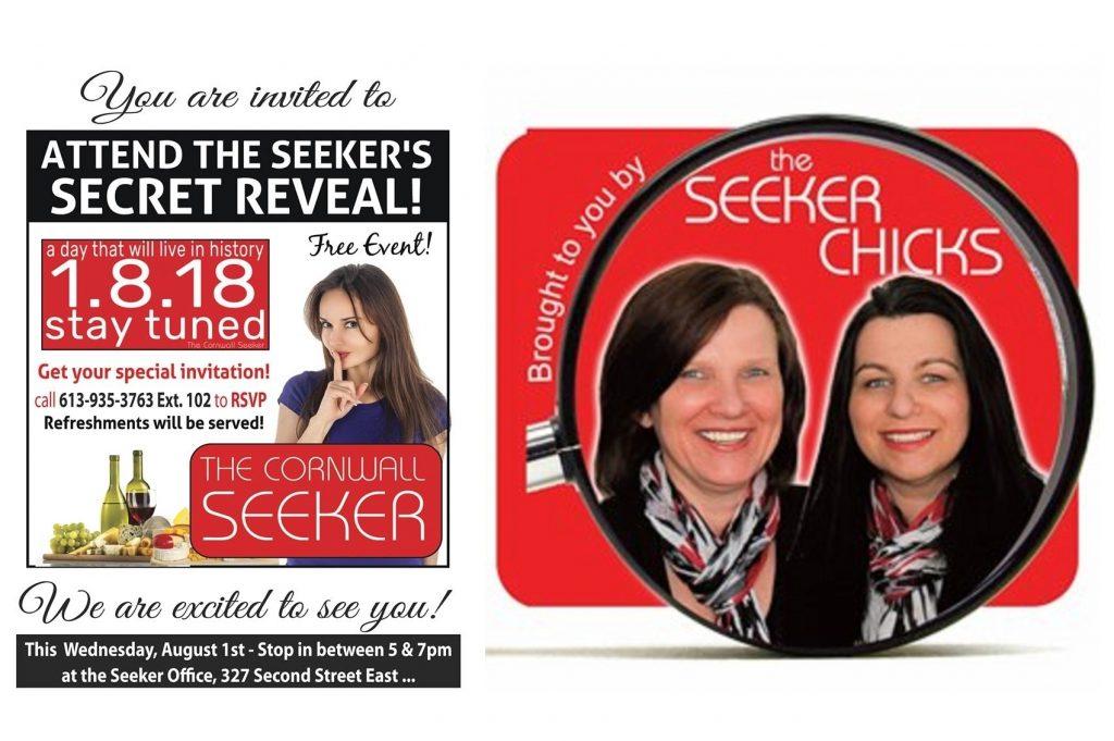 The Seeker - Secret Reveal