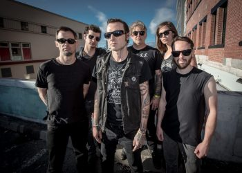 Interview with Leftöver Crack frontman Scott Sturgeon