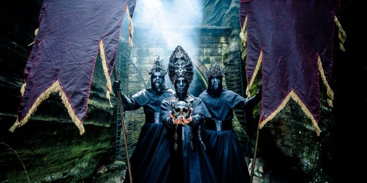 Interview with Behemoth - Montreal concert November 4th