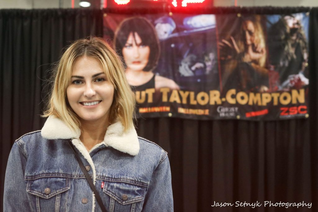Halloween 2020 Young Actresses Interview with Halloween movie actress Scout Taylor Compton