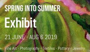 Spring into Summer Art Exhibit @ Cailuan Gallery | Cornwall | Ontario | Canada