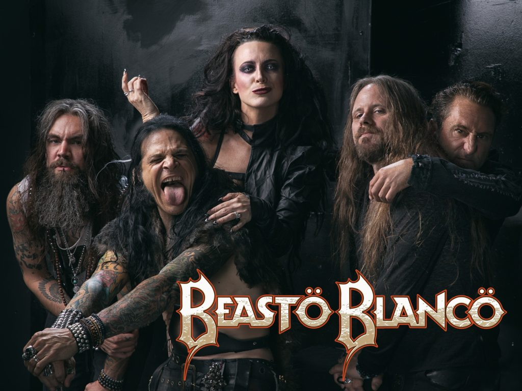 Interview with Beasto Blanco members Chuck Garric and Calico Cooper