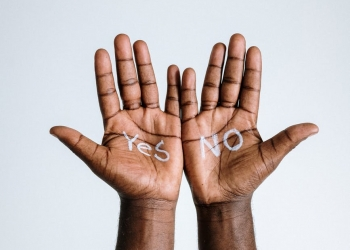 photo of person s hands